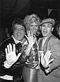 Carr, Olivia, Elton, Studio 54 Photo +