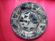 Chinese Ming Wanli dish