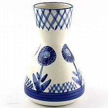 Lapid Glazed Ceramic Vase, Israel, 1950s.