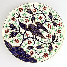Royal Worcester US Bicentennial Commemorative Plate