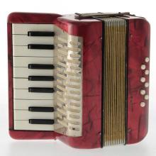 Vintage Hohner Mignon I Small Piano Accordion.