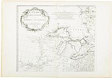 Canada Louisiane et Terres Angloises