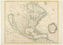A Map of North America with the European Settlements & whatever else is remarkable in ye West Indies, from the latest and best Observations