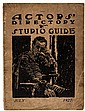 1920s directory of movie actors