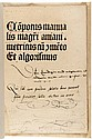Rare 1488 work on algorithms