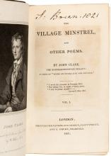 The Village Minstrel, and Other Poems. Volumes 1 & 2. [and] Poems Descriptive of Rural Life and Scenery.
