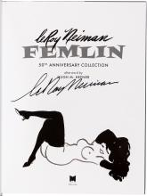 Three volumes signed by LeRoy Neiman