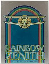Rainbow Zenith - Complete set of progressive printings