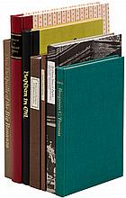 Seven volumes of Americana from The Book Club of California