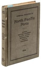 Terminal facilities of North Pacific Ports: A compilation of all useful information concerning Alaska, British Columbia, Washington, Oregon and California shipping