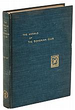 The Annals of the Bohemian Club. From the year eighteen hundred and eighty to eighteen hundred and eighty-seven, comprising text and pictures furnished by its own memebers...