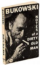 Notes of a Dirty Old Man - signed by Linda King and Lawrence Ferlinghetti
