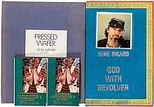 Four volumes of Counterculture literature