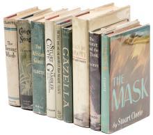 Nine volumes by Stuart Cloete