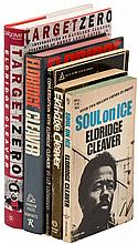 Five volumes by Eldridge Cleaver
