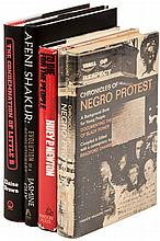 Four volumes about African American politics and social issues of the 1960s to the modern day