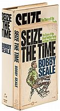 Seize the Time: The Story of the Black Panther Party and Huey P. Newton - signed by the author