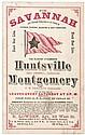 For Savannah... the Elegant Steamshpis HUNTSVILLE... MONTGOMERY