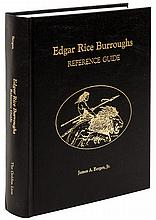 Reference Guide and Prices to Books by Edgar Rice Burroughs - signed by Bergen