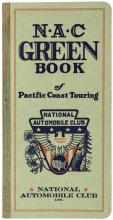 N.A.C. Green Book of Pacific Coast Touring
