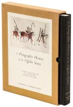 A Pictographic History of the Oglala Sioux. Drawings by Amos Bad Heart Buffalo.
