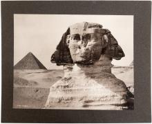 Approximately 50 original photographs of Egypt