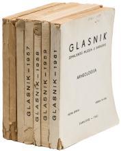 Glasnik Zemaljskog Muzeja u Sarajevu: Bulletin Du Musee De La Republique Populaire De Bosnie et Herzegovine a Sarajevo, Archeologie, Seven Volumes
