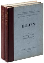 Eckley B. Coxe Junior Expedition to Nubia: Vol. VII & VIII, Buhen