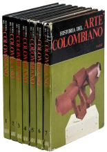 Historia del Arte Colombiano, Volume I-VII and Two Fascicules