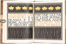 Justinian and Theodora: A Drama - One of 106 copies on Japan vellum