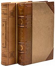 Two volumes by Elbert Hubbard