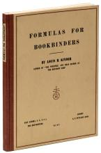 Formulas for Bookbinders