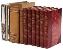 Several volumes of Hubbard's