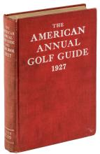 The American Annual Golf Guide and Year Book, 1927