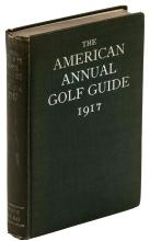 The American Annual Golf Guide and Year Book 1917