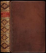 An Apologie for Sundrie Proceedings by Jurisdiction Ecclesiasticall, of Late Times by Some Chalenged, and Also Diversly by Them Impugned. By Which Apologie (in Their Severall Due Places) All the Reasons and Allegations Set Downe as Well in a
