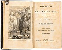 Five Months on the Yang-Tsze; With a Narrative of the Present Rebellions in China.