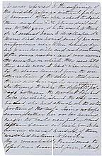 Manuscript Signed (with initials),