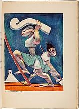 Picture Book: 32 Original Lithographs