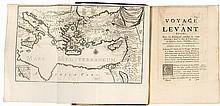 Voyage au Levant, c'est-à-dire, dans les principaux endroits de l'Asie mineure, dans les isles de Chio, Rhodes, Chypre, &c.; De même que dans les plus considérables villes d'Égypte, Syrie, & Terre Sainte.