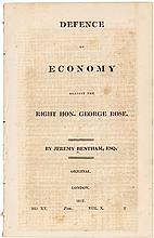 Two offprints from influential economists