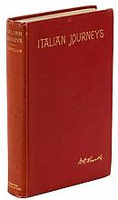 Italian Journeys - Inscribed by the author