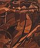 Nikias Skapinakis,óleo sobre tela,D. 60 x 50 cm., Nikias Skapinakis, €4,000