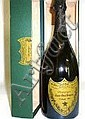 Boxed bottle of Dom Perignom, a vintage 1985