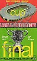 Collection of 12 League Cup Final programmes inc.