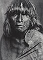Edward S. Curtis, A Hopi Man, 1921