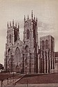 19th C. Albumen Prints of European Cathedrals.