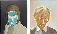 Two works: (i) Untitled (Hood), 1999; (ii) Sunlight,2000