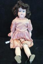 German ARMAND MARSEILLE Compo Doll: