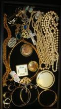 28 Pieces of Costume Jewelry: